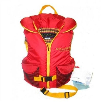 Salus Marine Salus Life Vest Nimbus Infant Red 20-30lb