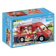Playmobil Playmobil Vehicle: Food Truck disc