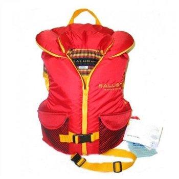 Salus Marine Life Vest Nimbus Youth Red 60-90lb