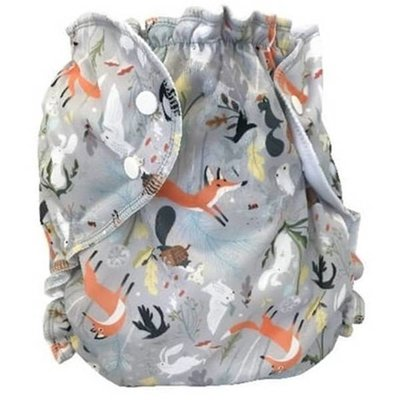 Apple Cheeks Swim Diaper Size 1 Like a Fox