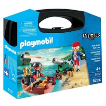 Playmobil Playmobil Carry Case: Pirate Raider
