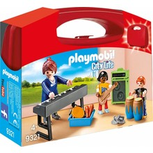 Playmobil Playmobil Carry Case: Music Class
