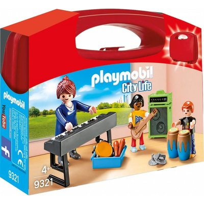Playmobil Playmobil Carry Case: Music Class