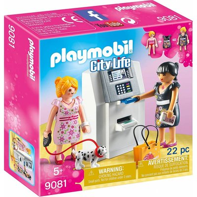 Playmobil Playmobil Shopping ATM
