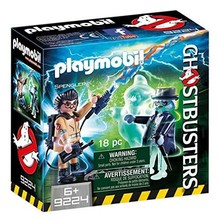 Playmobil Playmobil Ghostbusters Spengler and Ghost
