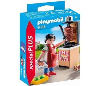 Playmobil Special Kebob Vendor
