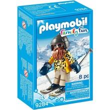 Playmobil Playmobil Winter Sports Skier with Poles