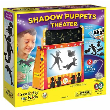 Creativity for Kids Shadow Puppet Theater