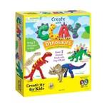 Creativity for Kids Creativity for Kids Create with Clay Dinosaurs