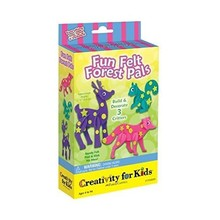 Creativity for Kids Creativity for Kids Mini Kit Felt Forest Pals