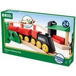 Brio Brio Classic Train Deluxe Set
