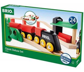 Brio Classic Train Deluxe Set