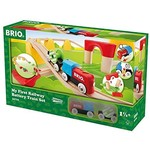 Brio Brio Trains My First Railway Battery Train Set
