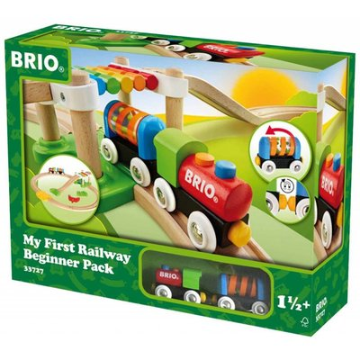 Brio Brio Train Set My First Railway Starter Set