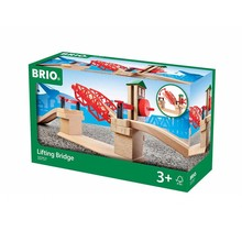 Brio Brio World Train Track Lifitng Bridge
