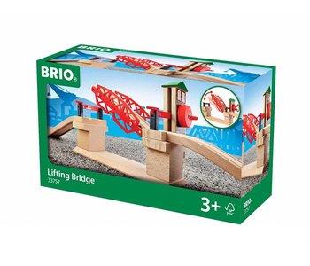 Brio World Train Track Lifitng Bridge