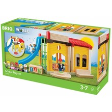 Brio Brio Builder Play School