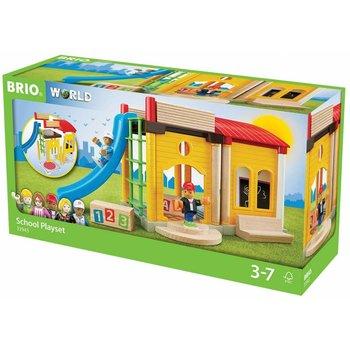 Brio Builder Play School