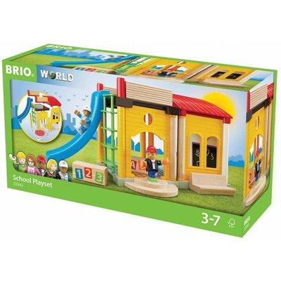 Brio Brio Builder Play School