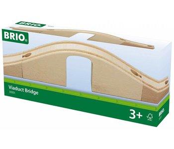 Brio World Train Accessory Viaduct Bridge