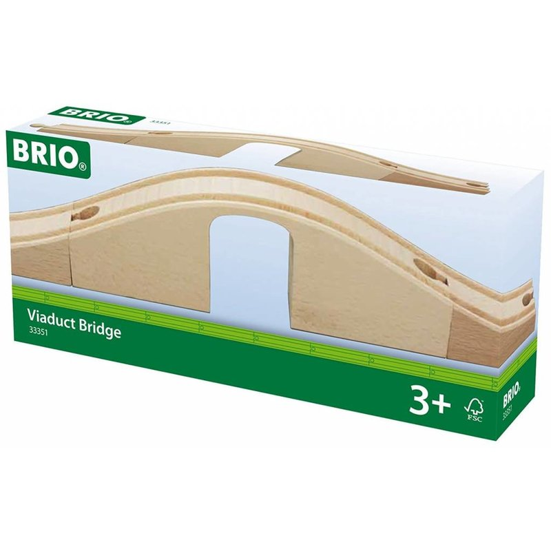 Brio Brio World Train Accessory Viaduct Bridge