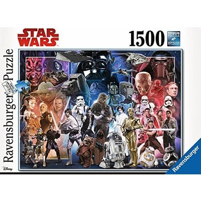 Ravensburger Ravensburger Puzzle Star Wars 1500pc Whole Universe