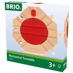 Brio Brio World Train Track Mechanical Turntable