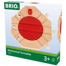 Brio Train Track Mechanical Turtable