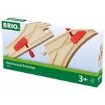 Brio Brio World Train Track Mechanical Switches