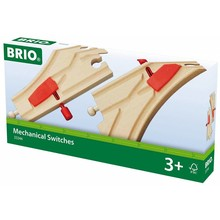 Brio Brio World Train Track Mechanical Switches