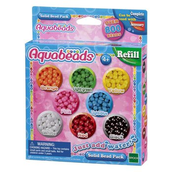 Aquabeads Aquabeads Solid Bead Pack