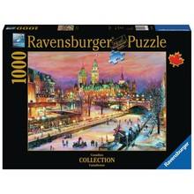 Ravensburger Ravensburger Puzzle 1000pc Canadian Ottawa Winterlude Festival