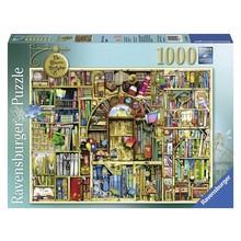 Ravensburger Ravensburger Puzzle 1000pc Bizarre Bookshop 2