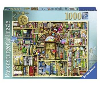 Ravensburger Puzzle 1000pc Bizarre Bookshop 2