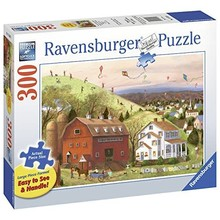 Ravensburger Ravensburger Puzzle 300pc Large Format Let's Fly