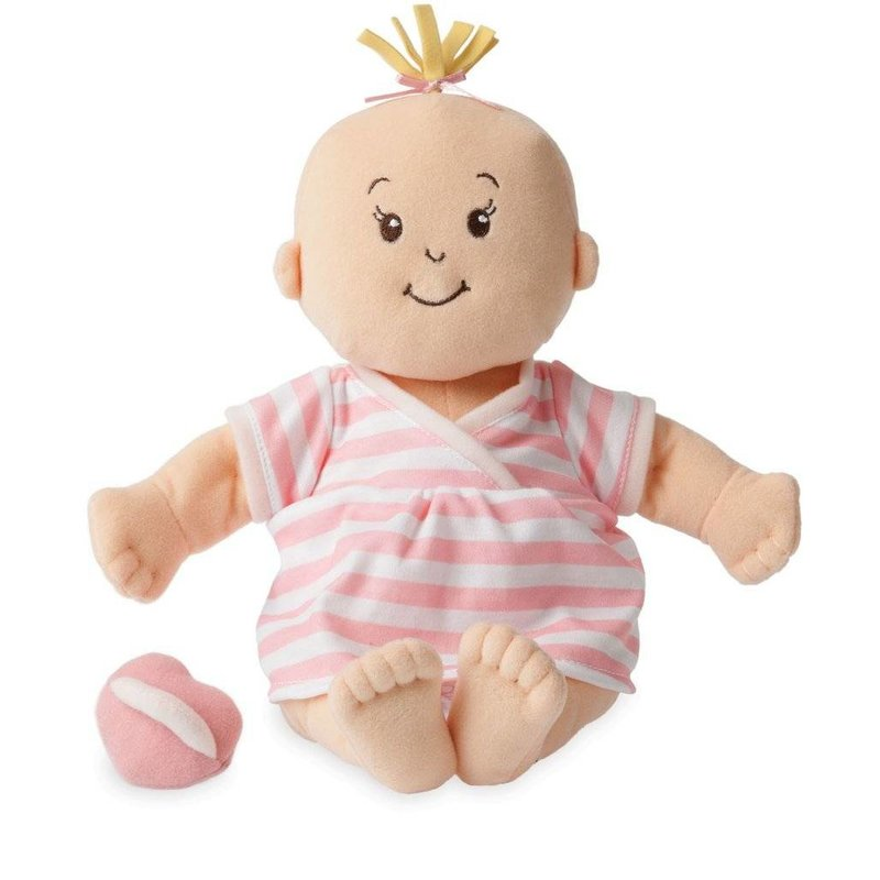 Baby Stella Doll Baby Stella Doll Peach with Blonde Hair