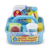Melissa & Doug Melissa & Doug Cleaning Spray, Squirt & Squeegee