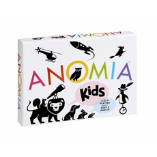 Anomia For Kids Card Game