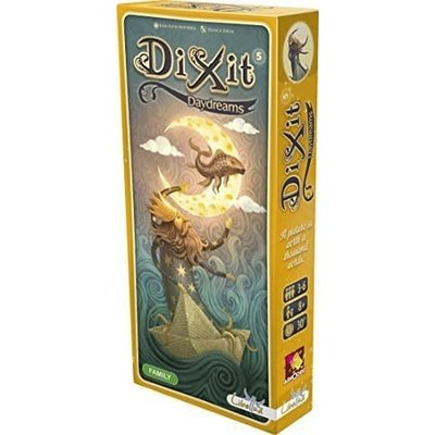 Asmodee Game Dixit Expansion Daydreams