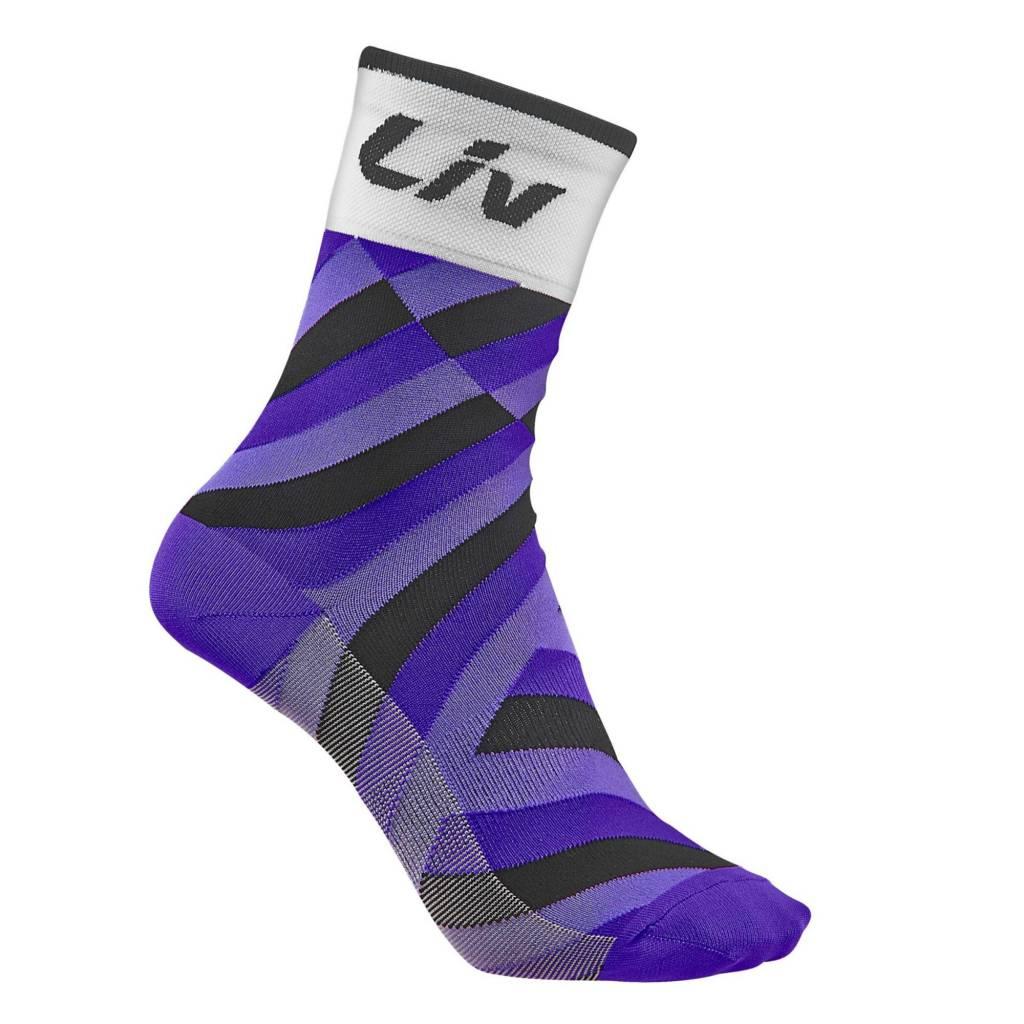 Liv Liv Race Day Sock