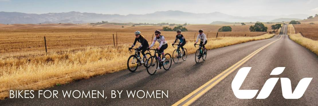 LIV | Bikes For Women, By Women