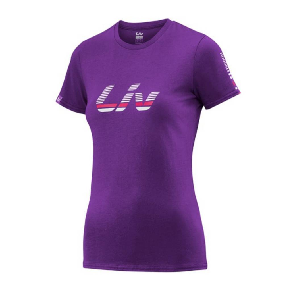 Liv Liv Signature Cotton T-Shirt