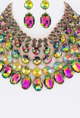 LA Jewelry Plaza crystal iconic set