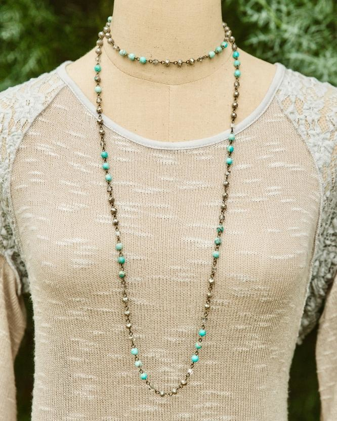 InspireDesigns garden party neck