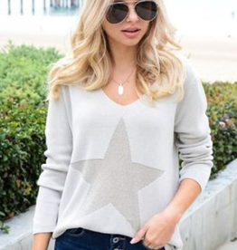 Venti6 Star Sweater