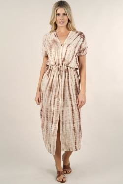love stitch lush tie dye dress