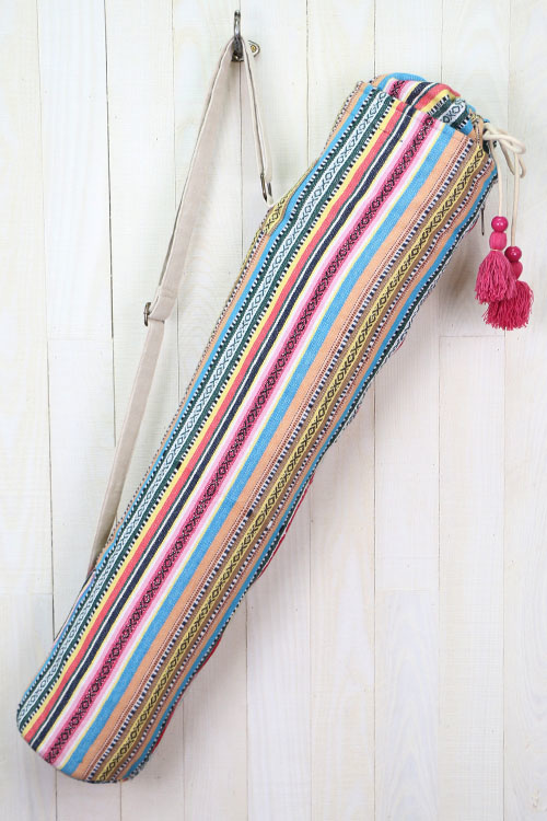 love stitch yoga mat bag