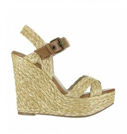 Mia Francis Natural Wedge