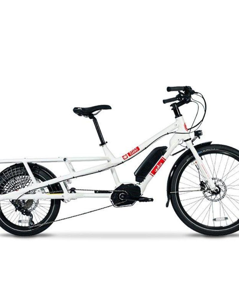 Yuba Spicy Curry Bosch Cargo eBike White One Size
