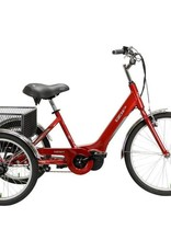 iZip E3 GO TRIKE RED - Color: Red, Size: ONE SIZE